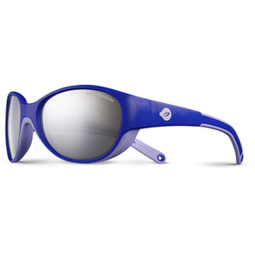 Julbo Lily Spectron 4 Sunglasses Kids 4-6Y royal blue/light purple-gray flash silver